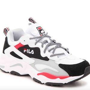 NEW FILA Ray Tracer Sneaker Sz 8.5